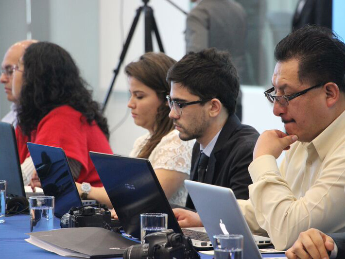 International Workshop for Journalists on preparation for COP20 -CMP10 - Representing TUNZA